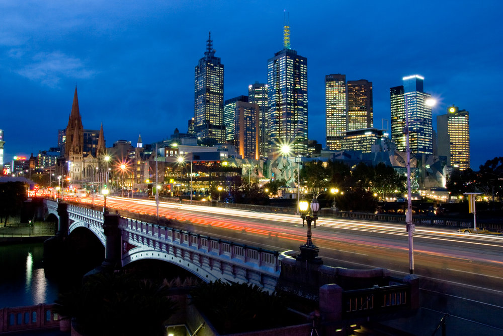 Melbourne, beautiful city of my birth