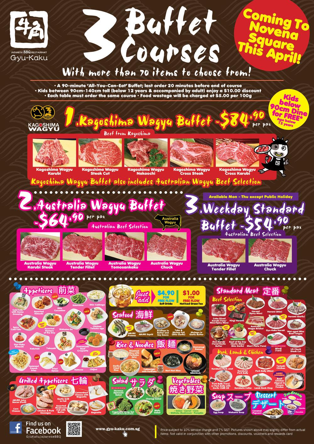 Gyu-Kaku Signature Buffets Come to Novena