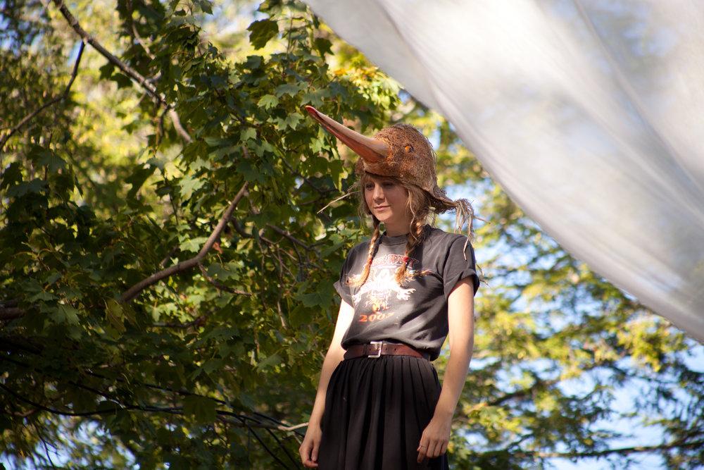 Annie Baker as Masha