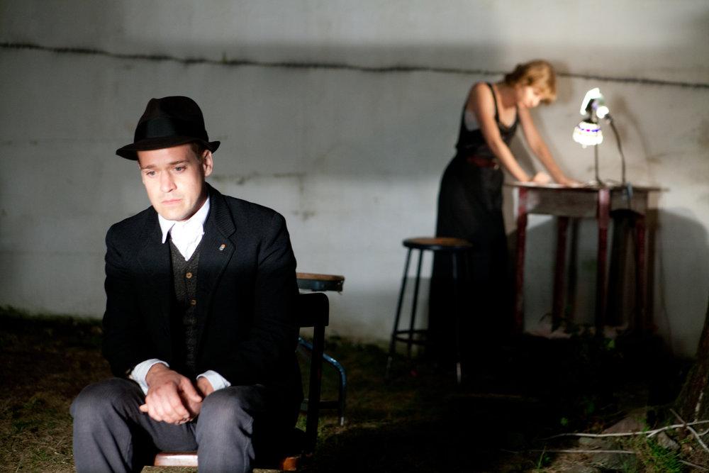 T.R. Knight as Medvedenko