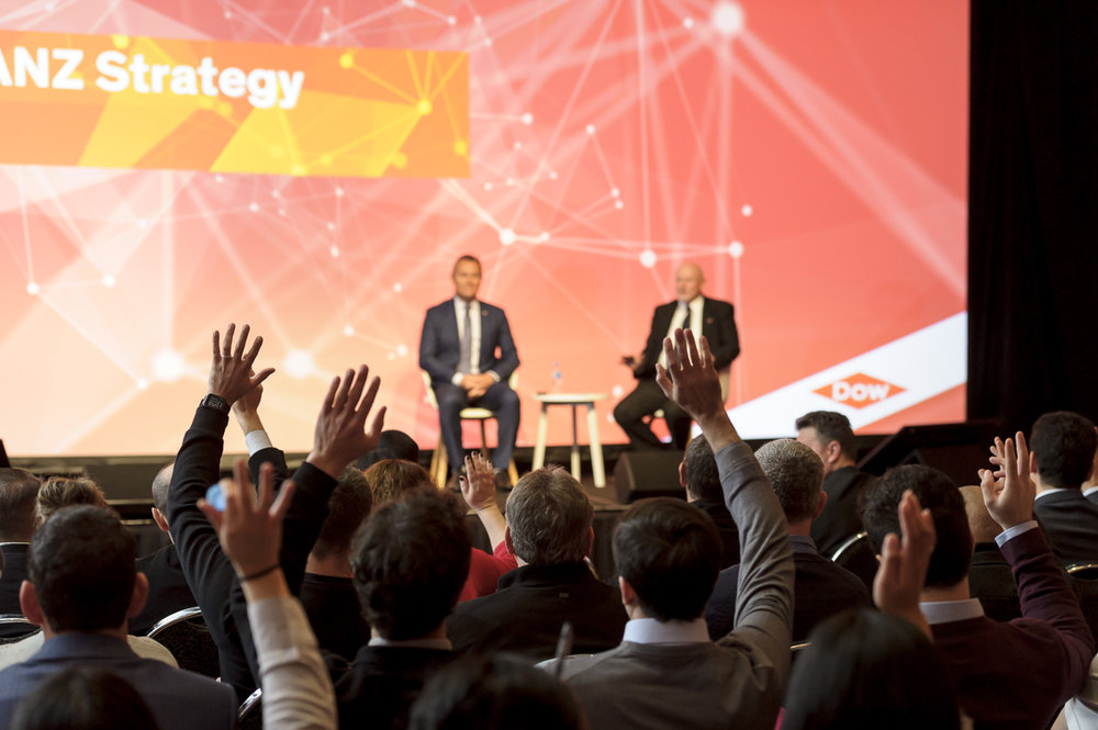 Dow Chemical Internal Strategy Conference Click here for gallery