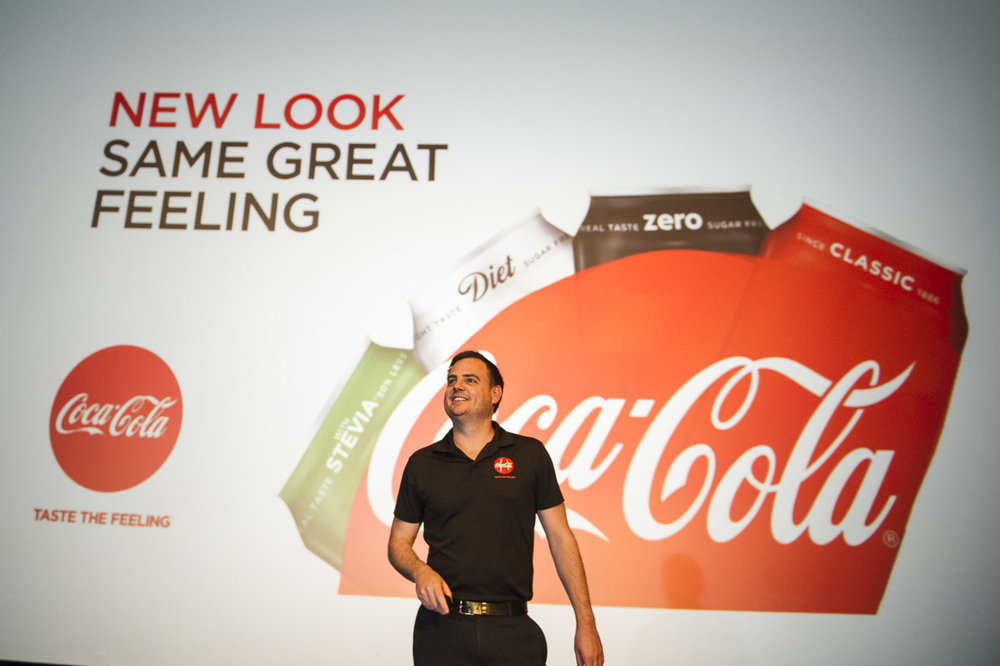 Coca-Cola Amatil   Summer Launch Roadshow        Click here for gallery