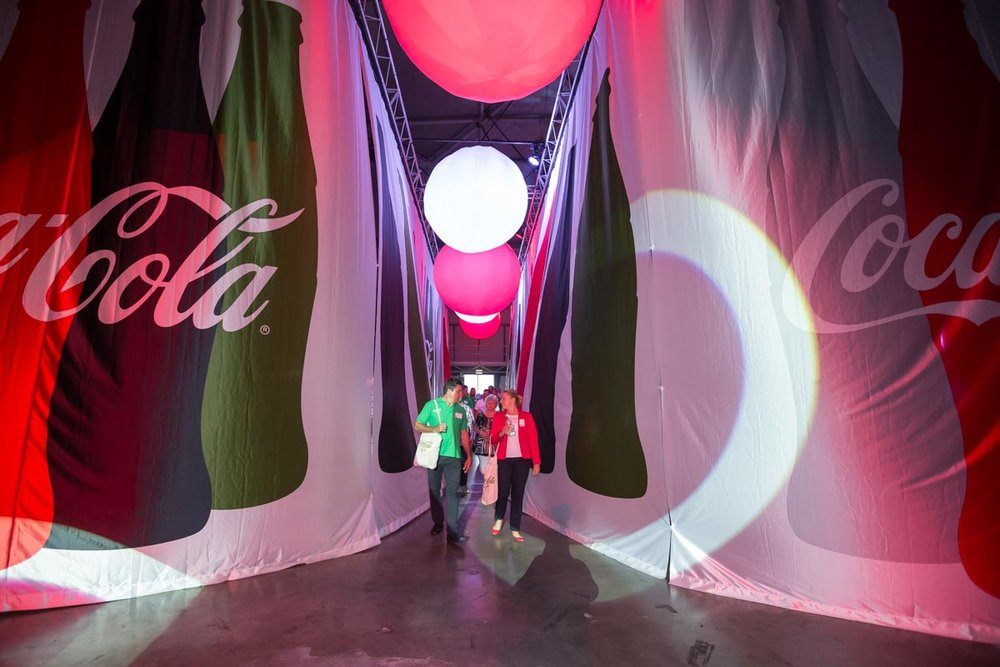 Coca-Cola Amatil   Coke Life Launch    Click here for gallery