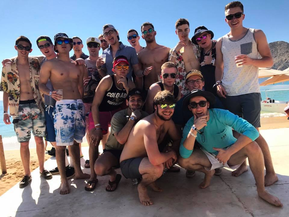 Cabo San Lucas, Mexico Spring Break '16
