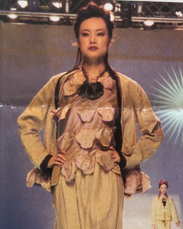 Fashion Show in China.  www.giselleshepatin.com #womensclothing #fallfashion #winterfashion #handmadeclothing #localdesigners #style #fashion #ootd #potd #giselleshepatin  #madeintheusa #arttowear #wearableart #madeinamerica #fashionista #womenover40 #womenover50 #springfashion  Photo by Earl Crabb