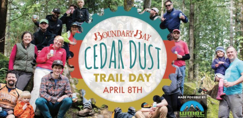 Cedar Dust Trail Day — Boundary Bay Brewery