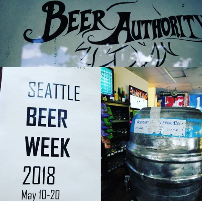 Seattle Beer Week Kickoff