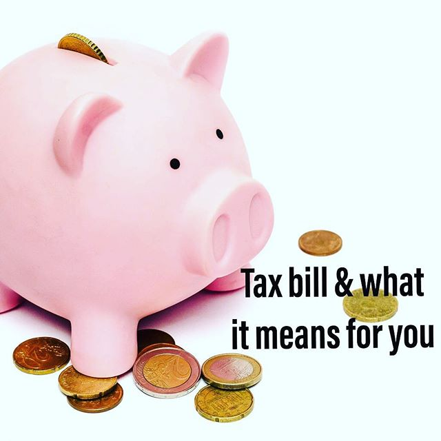 The House approved a pretty big tax bill -- wanted to share some good reads about it. Check my Twitter & Facebook page    @TSoedjak⠀ -⠀ -⠀ -⠀ -⠀ -⠀ -⠀ #tax #money #accounting #finance #house #senate #news #reform
