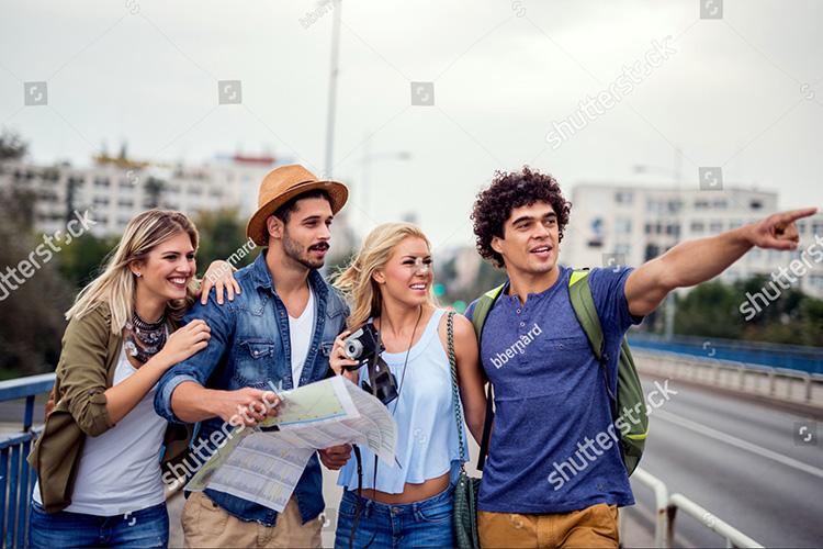 一方で、インバウンド需要、外国人旅行者が上昇