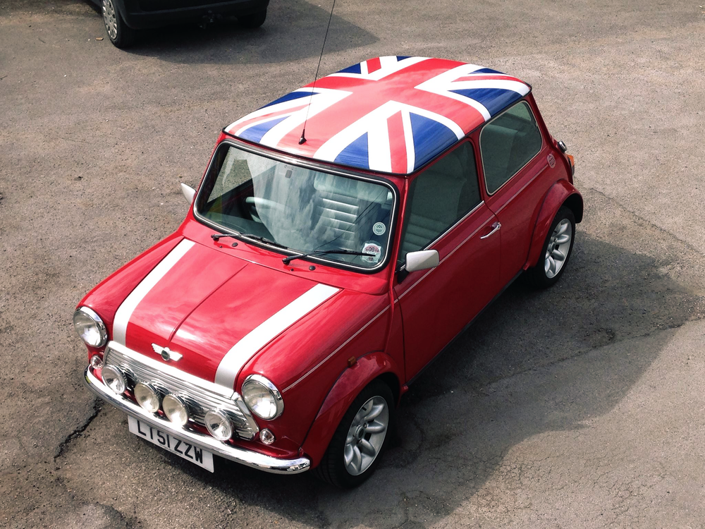 GB Mini Roof Wrap