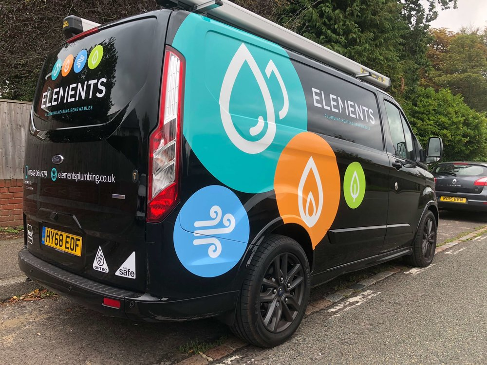 Elements Van Graphics
