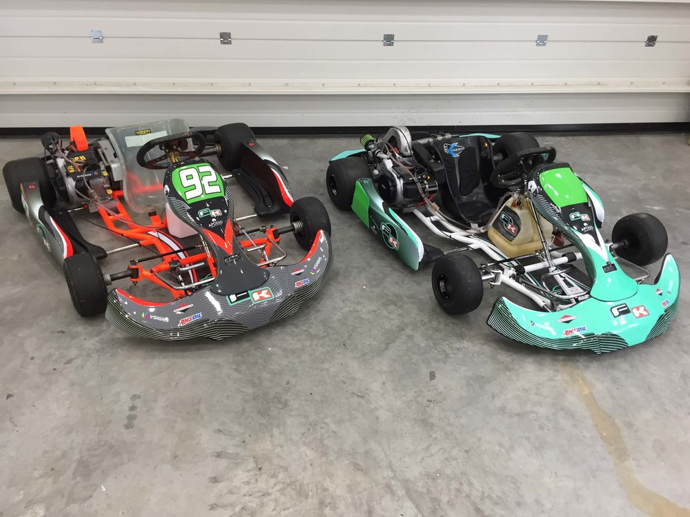 Go Kart Graphics
