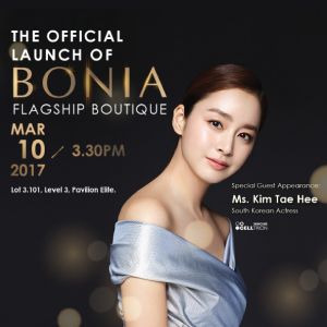 Official Launch of Bonia Flagship Boutique
