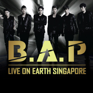 B.A.P Live On Earth Singapore 2013