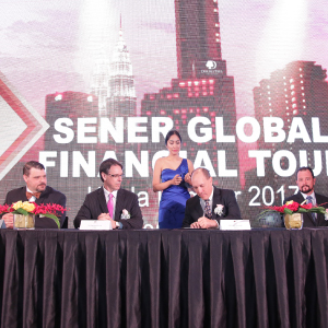 Sener Global Financial Tour