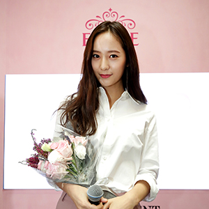 Krystal Jung Meet & Greet Session, ETUDE HOUSE Singapore flagship store