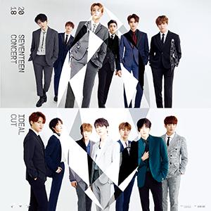 2018 Seventeen Concert 'IDEAL CUT'