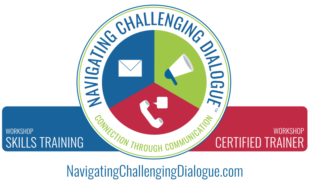 Navigating Challenging Dialogue Skils Training & Certified Trainer