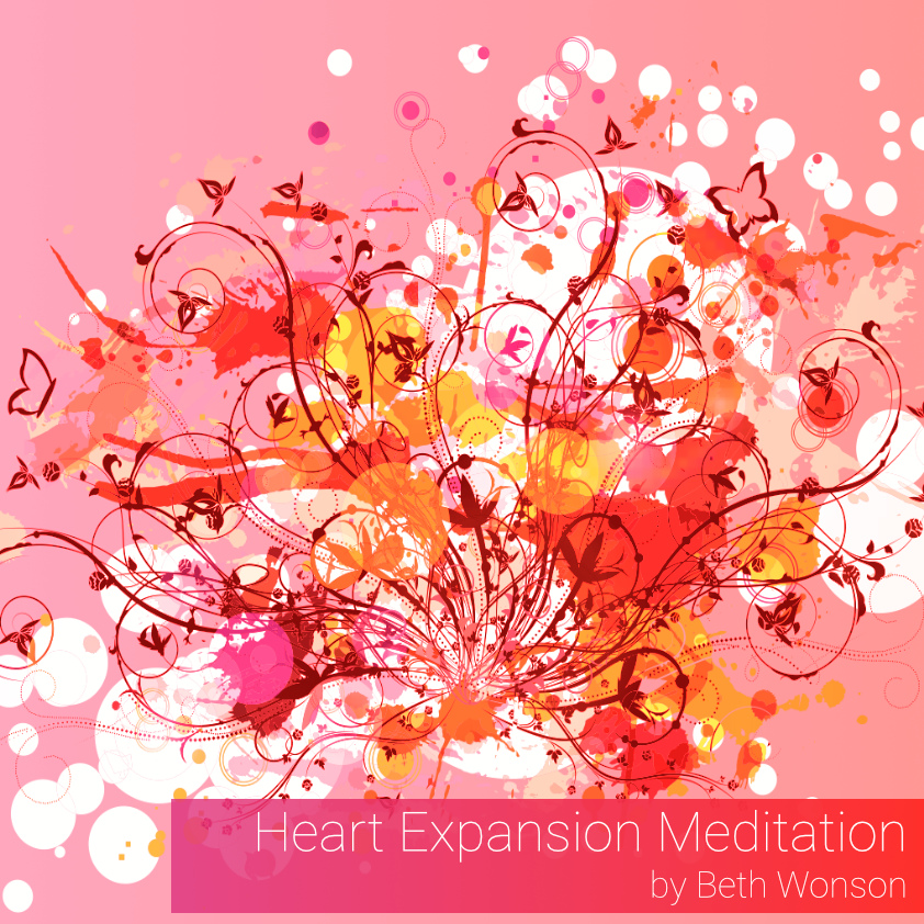 Heart Expansion Mediation with Beth Wonson