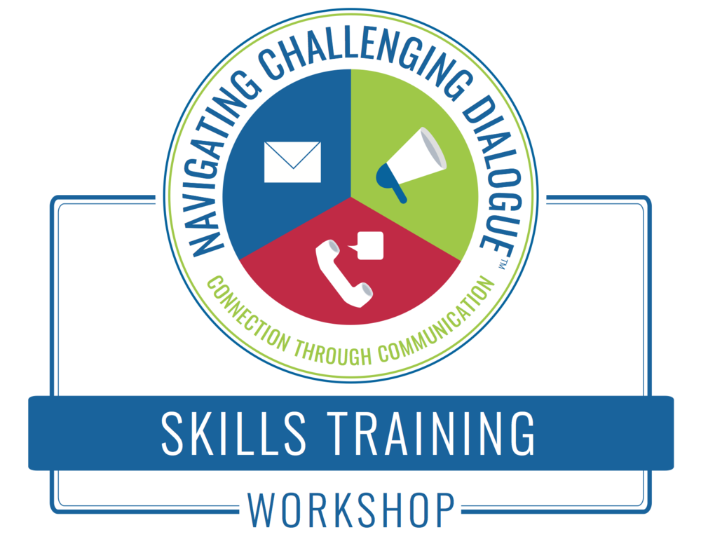 Navigating Challenging Dialogue™ Skills Training Workshop