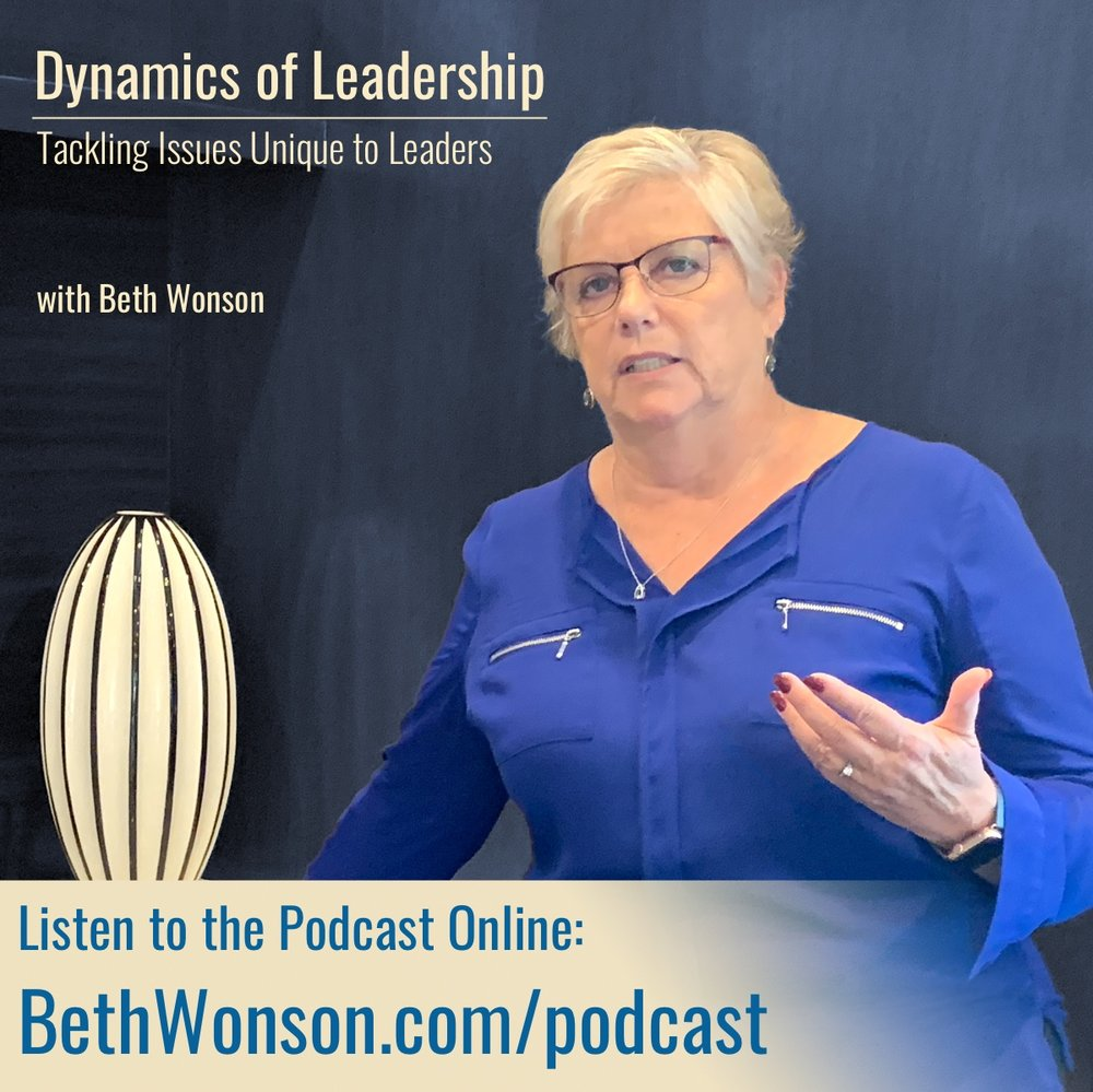 Dynamics of Self Podcast with Beth Wonson