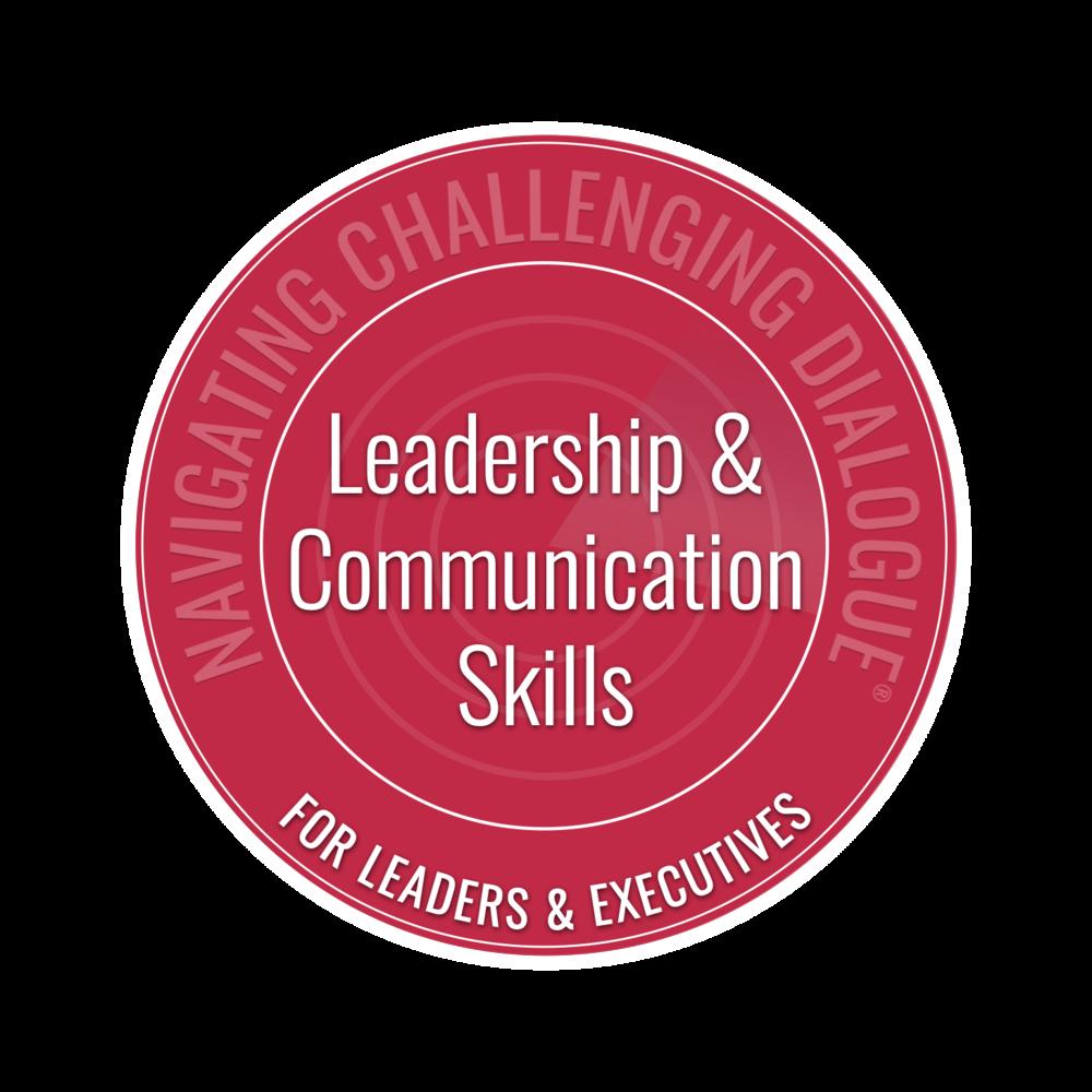 Navigating Challenging Dialogue® Leadership & Communication Skills workshop