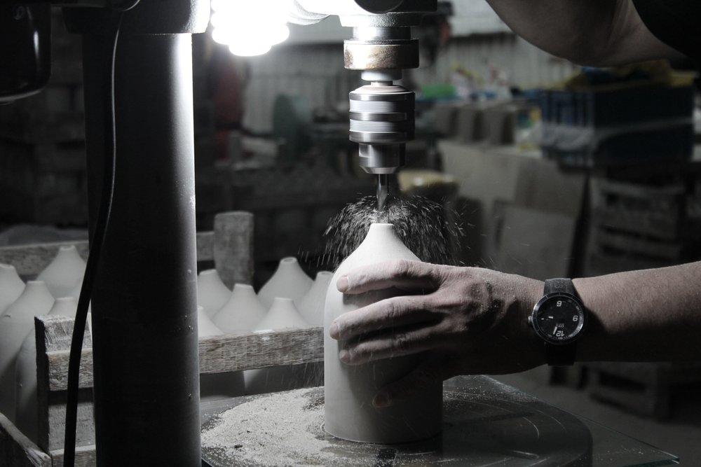 2010年所開發的CASA 水氧機,從設計過程、模具製造、到量產調整,是由TOAST設計師與工廠共同經過多次失敗與嘗試後,才有的豐碩成果。
