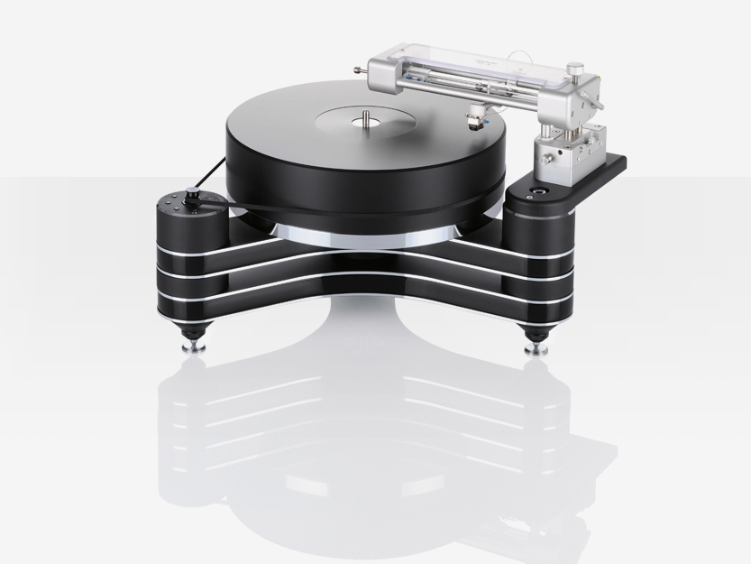 The Innovation Compact turntable from Clearaudio