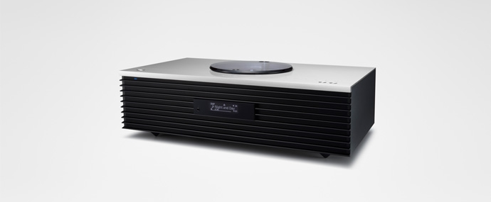 Technics Ottava Compact single box system featuring CD/ Radio/ Music streaming, tremendous sense of scale from such a compact system and reasonably priced at €899,00