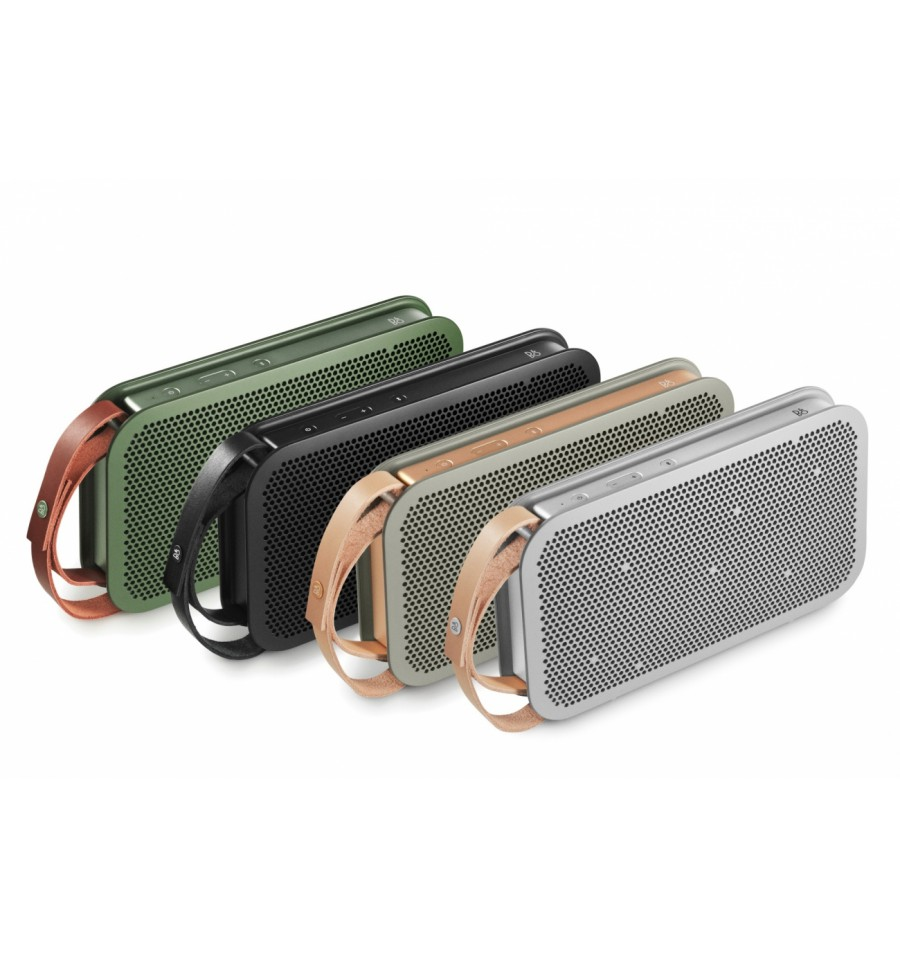 Beoplay A2 Active The A2 Active is a larger more powerful Bluetooth speaker and is also rechargeable – looks very stylish in the true B&O tradition and at only €399,00 is very reasonably priced