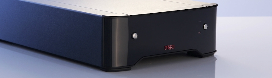 Newly redesigned Aria MM/MC phono stage