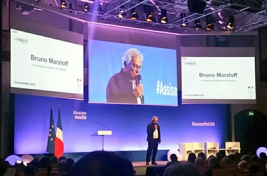 #Assises des mobilités : L'âge des mobilités est aussi l'âge des doutes - Bruno Marzloff
