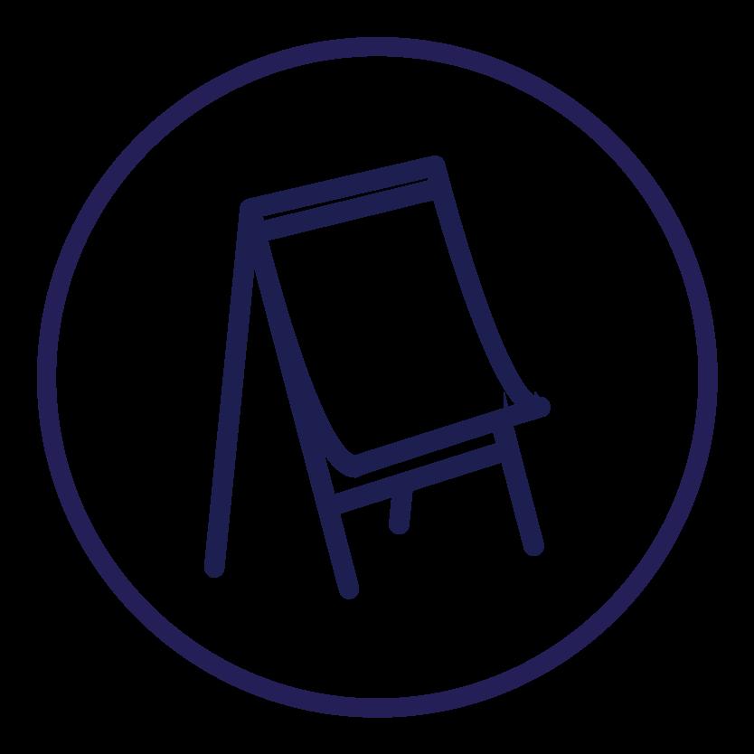 Whiteboard / Flipchart