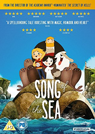 Song of the Sea - This utterly beautiful film explores what happens when you bottle up your feelings, and how talking and sharing can help. With themes of grief and depression, it's also a fantastical, magical adventure drawing on Irish folk tales and beautiful music. Cautionary warning, some kids might find it frightening in places and definitely high risk of bawling your eyes out for the adults.Song of the Sea DVD  £5.32  Amazon