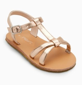 Next girls' sandals.