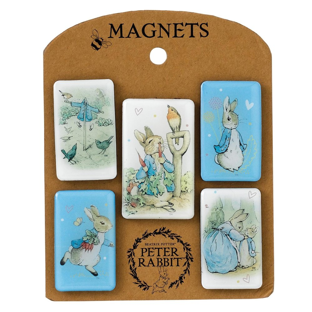 Magnets - Childcare pick ups involve collecting not only your child, but also a mass of indistinguishable drawings, menus and things to sign. Stick it all on the fridge with these sweet magnets.£9.95Penguin