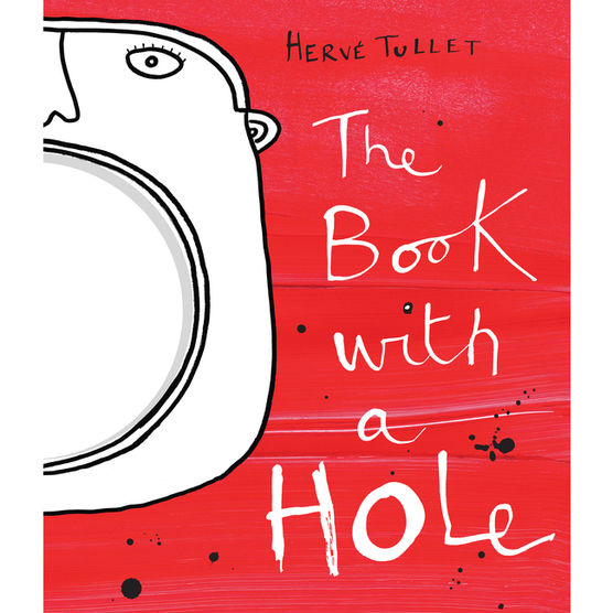 The Book with a Hole - Hervé Tullet thinks about books as games. Get physical with this book - just don't fall down the hole…£8.99Tate Shop