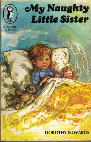 My Naughty Little Sister - Ever noticed how all the naughty children in books are boys? Not so in life of course. Boys and girls can identify with the cheeky goings on in this book. (Buy an old copy, the covers for the new editions have taken a misstep.)£2Abe Books