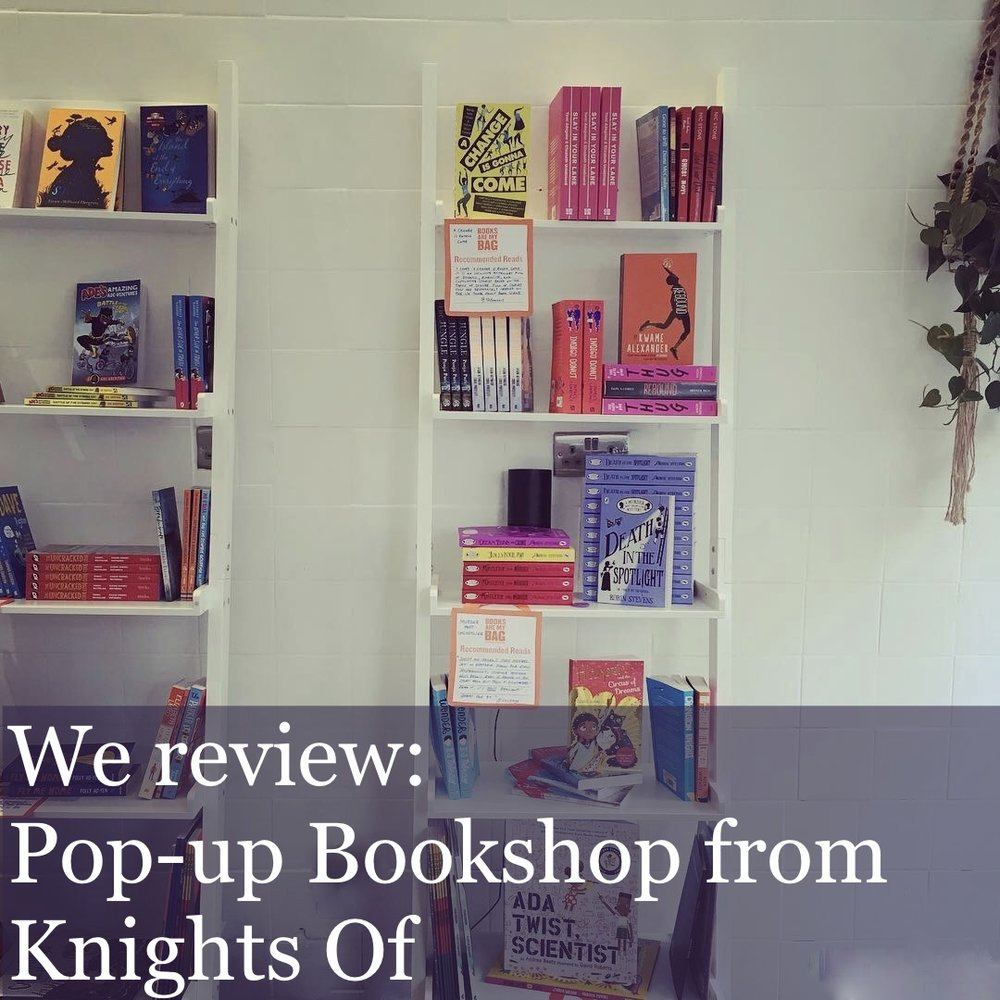 Read the One Percent: Review of Knights Of Pop-up Shop