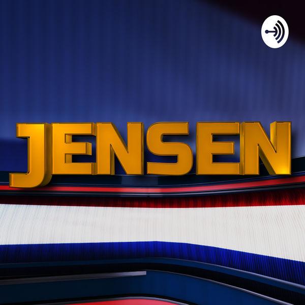 11. De Jensen Podcast - Robert Jensen