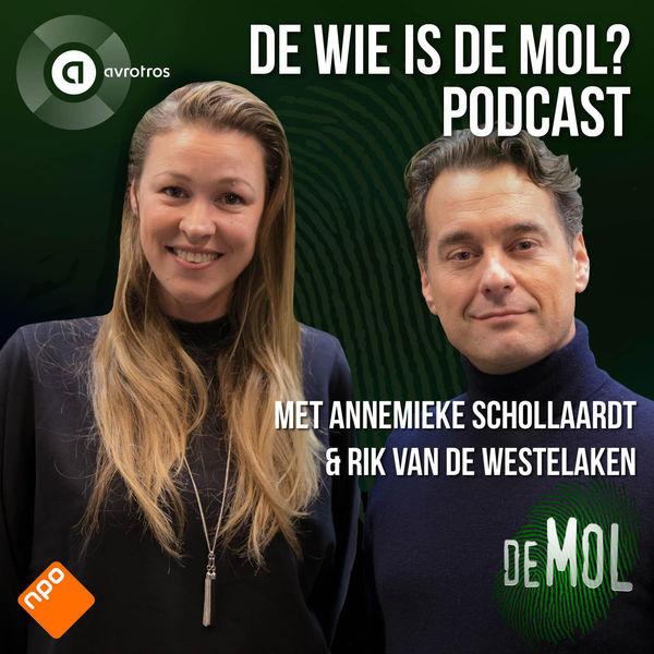 3. De Wie is de Mol? Podcast - AVROTROS