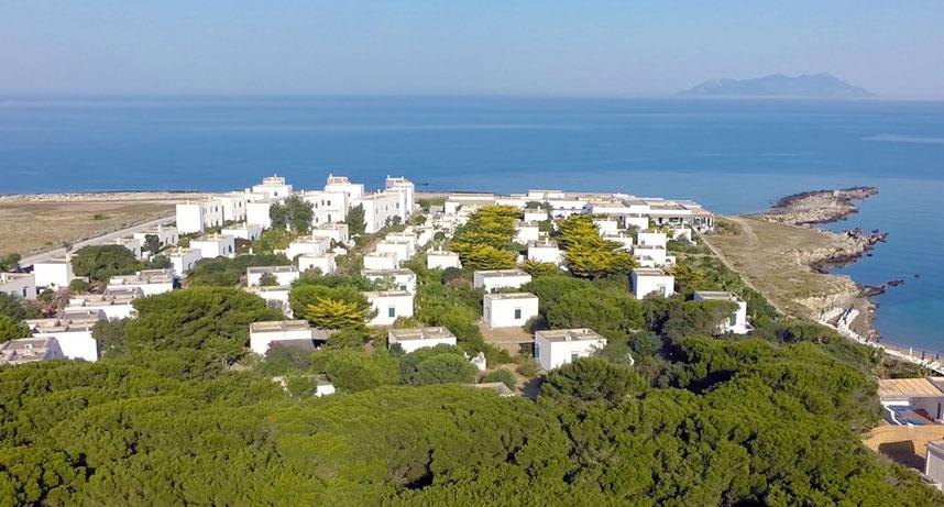 Villaggio Approdo di Ulisse, Favignan