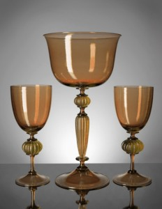 Adam-Holtzinger-Hand-Blown-Glass-Goblets