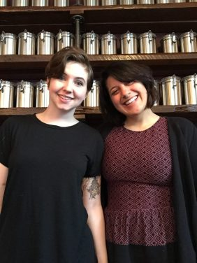 Emily Gibson & Margaret Ellen