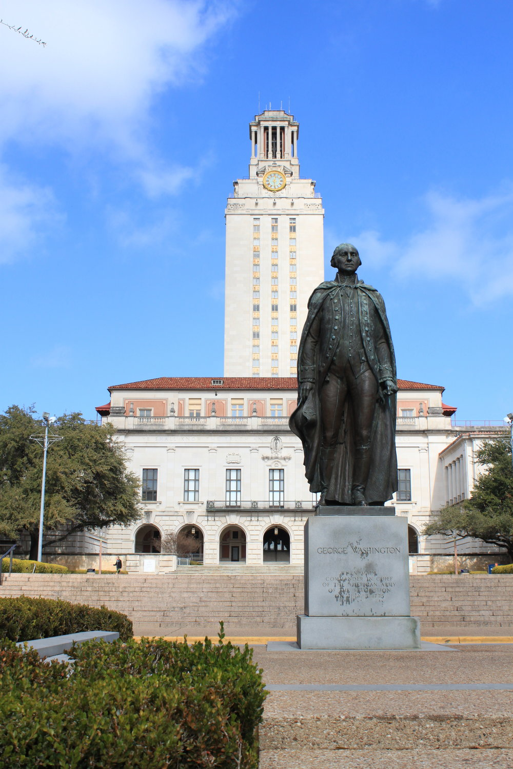 The Myth of the UT Tower -