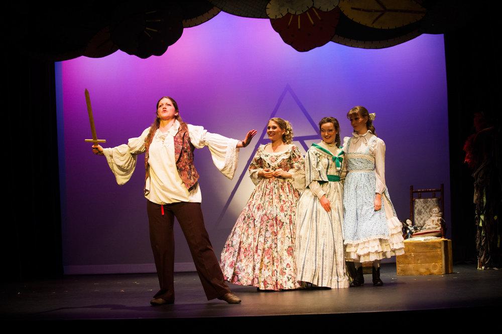 Little Women - August 2012 | Playhouse Theatre