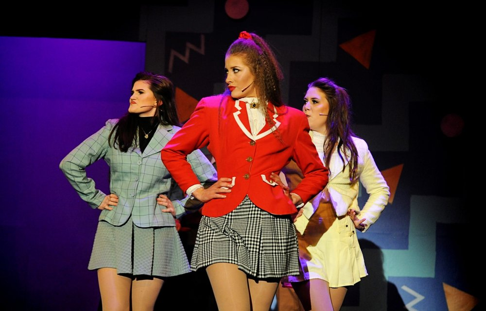 HEATHERS - June 2017 | Playhouse Theatre
