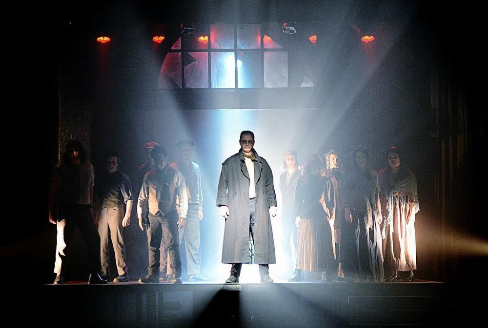 Sweeney Todd - JUNE 2018 | Playhouse Theatre