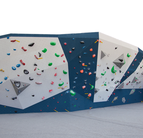Comp Wall The name says it all! Get ready for 18 linear meters of competition wall goodness. With the central feature standing in at a cool 30° this wall will be your best friend and worst enemy at the same time.