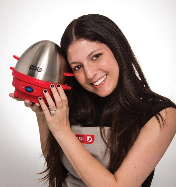 Rachel Dash, VP Global Sales